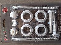 Комплектующие к радиаторам отопления.
