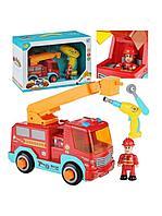 Игровой набор Pituso Пожарная машина с инструментами