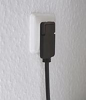 Удлинитель с плоской вилкой 2 метра Quality Extension Cable (Brennenstuhl, Германия)