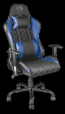 Кресло игровое Trust GXT 707B RESTO Синий