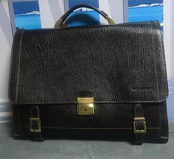 Кожаный портфель Tony Belucci