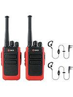 Радиостанция Союз 1 Ver.2.0 RED Twin Pack + гарнитура
