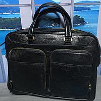 Мужская кожаная сумка Tony Belucci