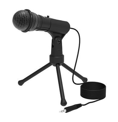 Микрофон Ritmix RDM-120 black