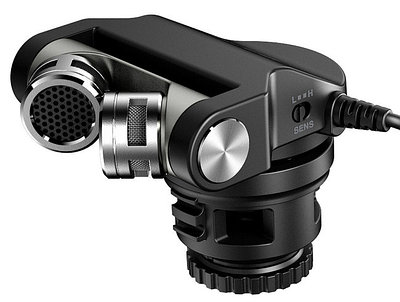 Микрофон Tascam TM-2X black