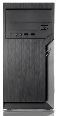 Компьютерный корпус Foxline FL-702 450W черный