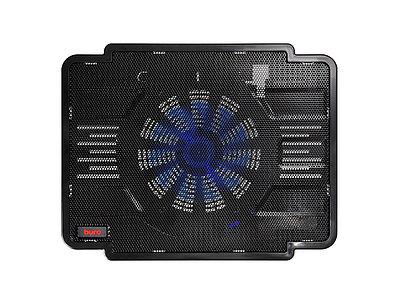 Подставка для ноутбука Buro BU-LCP140-B114, черный