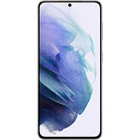 "Смартфон Samsung Galaxy S21 SM-G991B, 6.2"", DAmoled, 8Гб, 128Гб, 64Мп, 4000мАч, белый"