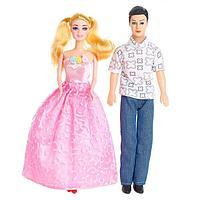 Набор Кукла-модель «Счастливая семья», МИКС
