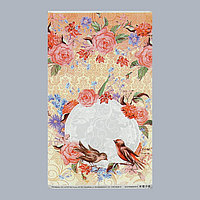 Пакет подарочный 'Муза' 20 х 35 см (комплект из 100 шт.)