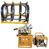 Skat 500 гидравлический аппарат для стыковой сварки ПП и ПНД труб 315-500мм, фото 2
