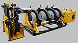 Skat 500 гидравлический аппарат для стыковой сварки ПП и ПНД труб 315-500мм, фото 3
