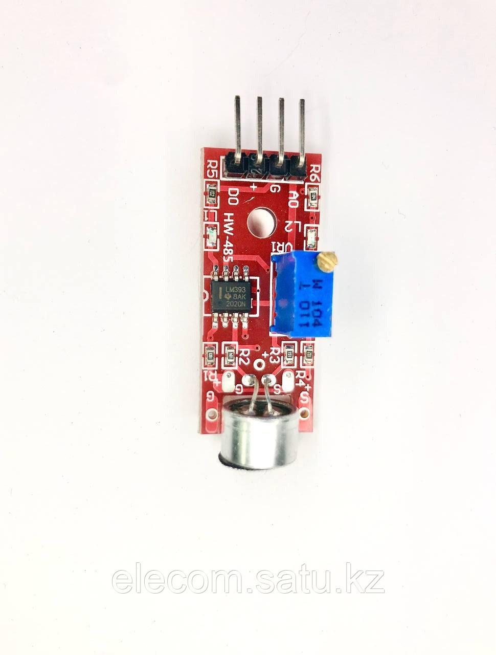 Универсальный звуковой датчик KY-037