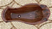 Деревянная ванна, модель: КОРАЛ (CORAL)