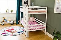 Кровать двухъярусная Tomix Twin белый