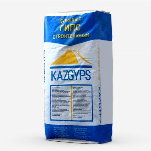КазГипс строительный Г5 (25 кг)