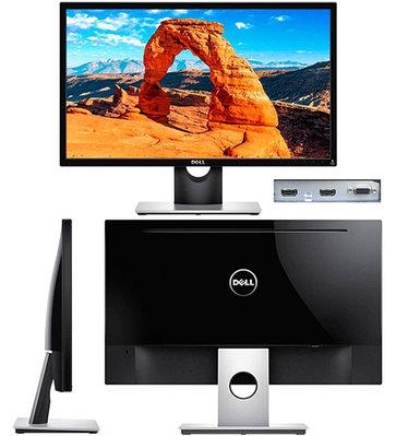 Монитор 23,6'' Dell SE2417HGX  черный