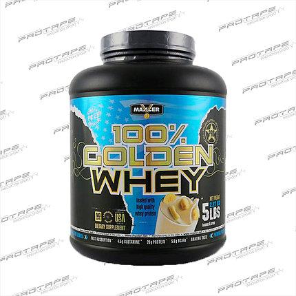 Протеин Maxler Golden Whey 2250 гр., фото 2