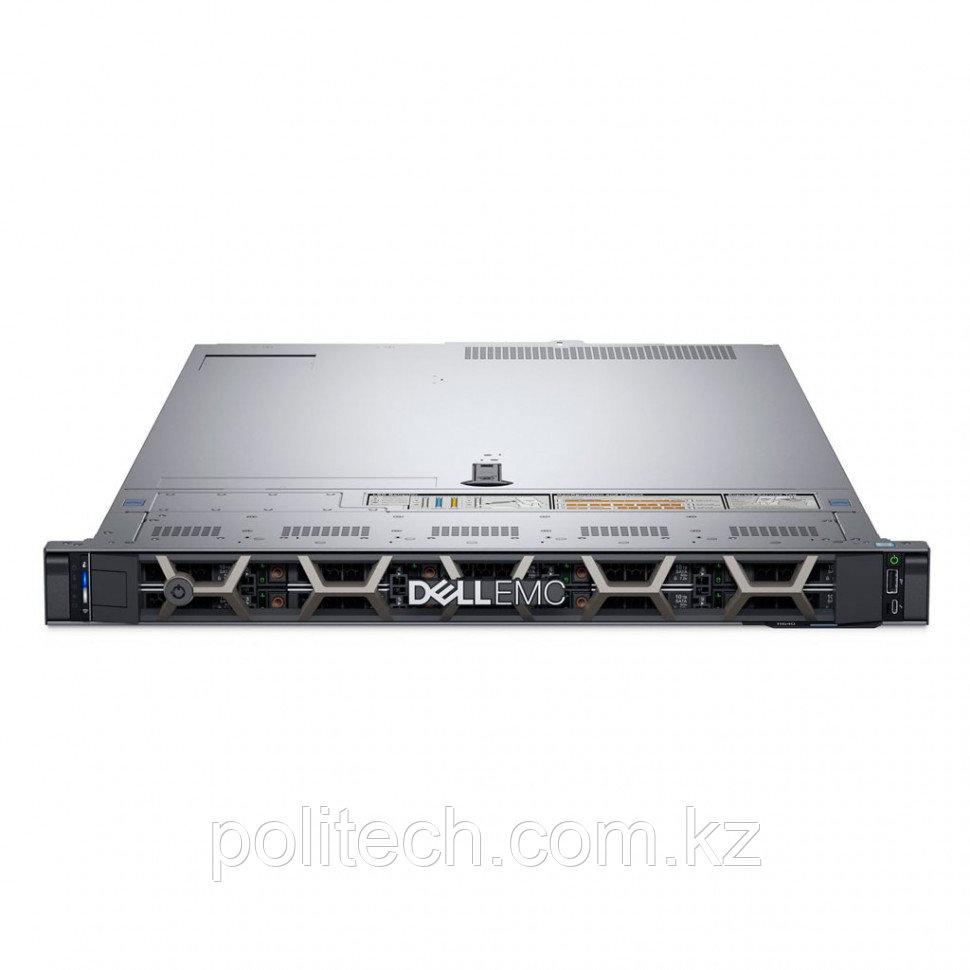 """Dell PowerEdge R440 (1U Rack, Xeon Silver 4208, 2100 МГц, 8, 11, 1x 16 ГБ, SFF 2.5"""", 8, 1x 1.2 ТБ)"""
