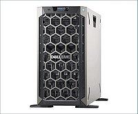 "Dell PowerEdge T340 (Tower, Xeon E-2226G, 3400 МГц, 6, 12, 1x 16 ГБ, SFF + LFF 2.5"" + 3.5"", 8, 1x 480 ГБ)"