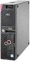"Fujitsu TX1320 (Tower, Xeon E-2136, 3300 МГц, 6, 12, 1x 16 ГБ, SFF 2.5"", 4)"