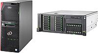 "Fujitsu TX1330 M4 (Tower, Xeon E-2136, 3300 МГц, 6, 12, 1x 16 ГБ, SFF 2.5"", 4)"