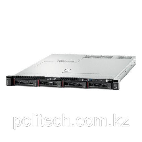 "Lenovo ThinkSystem SR530 (1U Rack, Xeon Silver 4208, 2100 МГц, 8, 11, 1x 16 ГБ, SFF 2.5"", 8)"