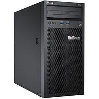 "Lenovo ThinkSystem ST50 (Tower, Xeon E-2224G, 3500 МГц, 4, 8, 1x 8 ГБ, LFF 3.5"", 4, 2x 1 ТБ)"