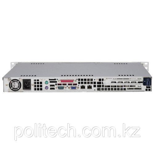 "Supermicro CSE-512L-200B (1U Rack, Xeon E-2224, 3400 МГц, 4, 8, 1x 8 ГБ, LFF 3.5"", 2)"