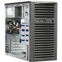 "Supermicro CSE-731i-300B/X11SCL-F (Tower, Xeon E-2224, 3400 МГц, 4, 8, 1x 8 ГБ, LFF 3.5"", 4)"