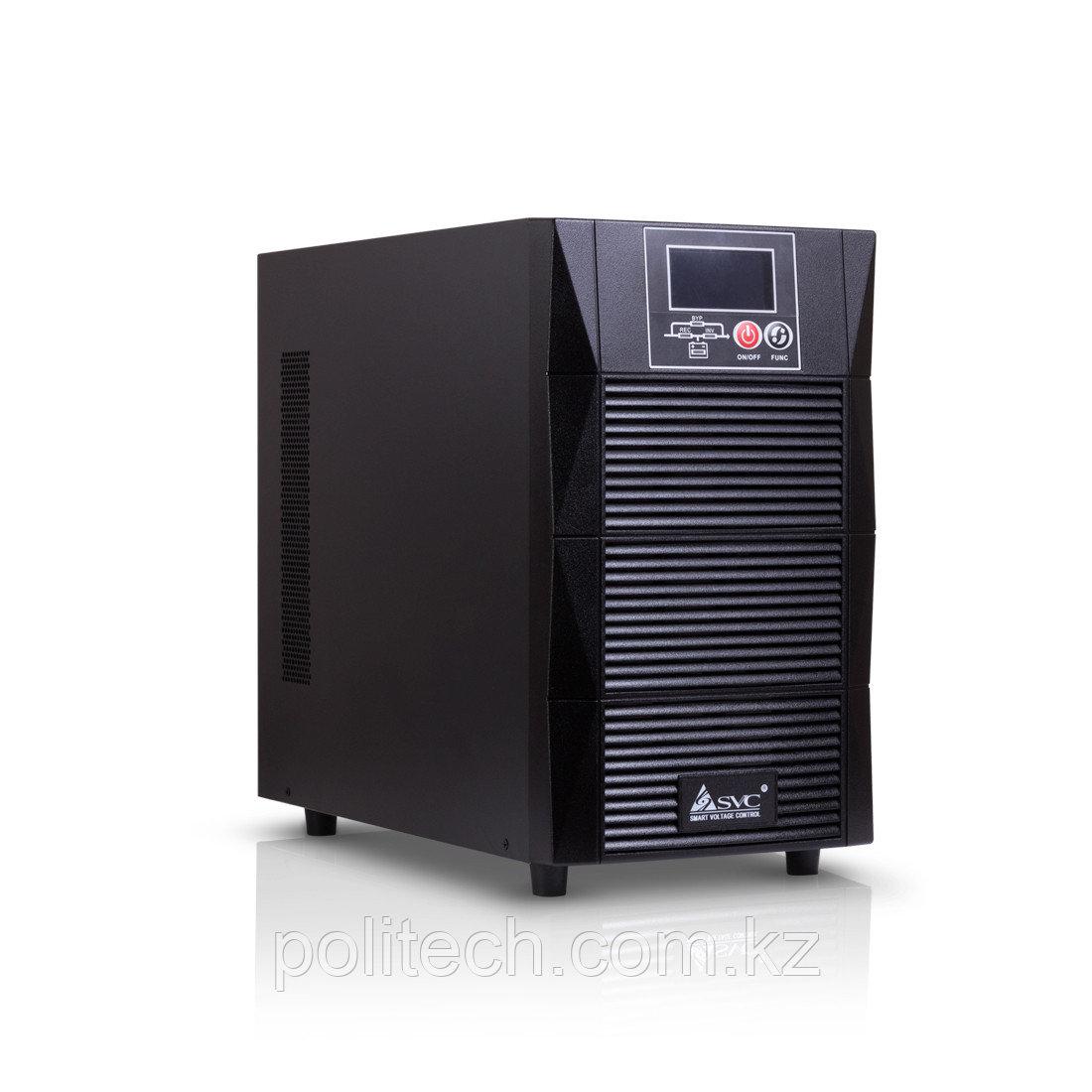 Источник бесперебойного питания SVC PTX-2KL-LCD