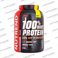 Протеин Nutrend Вей / Whey Protein банка 2250 г.