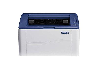 Лазерный принтер Xerox Phaser 3020BI белый
