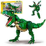 Конструктор аналог лего Lego Decool 31026 Тираннозавр - трансформер, фото 3