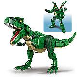 Конструктор аналог лего Lego Decool 31026 Тираннозавр - трансформер, фото 4