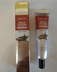 Крем для кожи вокруг глаз с золотом и экстрактом икры Eye Cream Gold Caviar