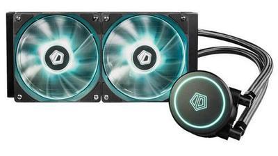Система охлаждения ID-Cooling Auraflow X 240 RGB