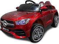 Детский электромобиль Mercedes Bens SYB-118 S63 красный