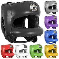 Профессиональный Боксерский Шлем с бампером Cleto Reyes Nylon Face, тренировочный шлем для бокса и единоборств
