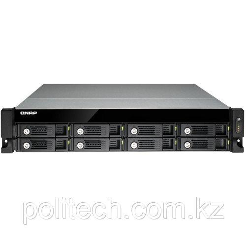 Дисковая СХД Qnap TVS-871U-RP-i3-4G (Rack)