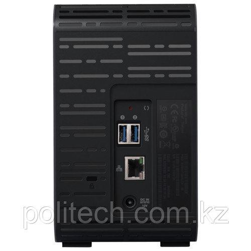 Дисковая СХД Western Digital EX2 Ultra WDBSHB0000NCH-EEUE (Tower)