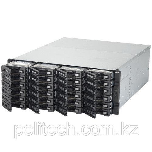 Дисковая СХД Qnap TS-EC2480U-E3-4GE-R2 (Rack)