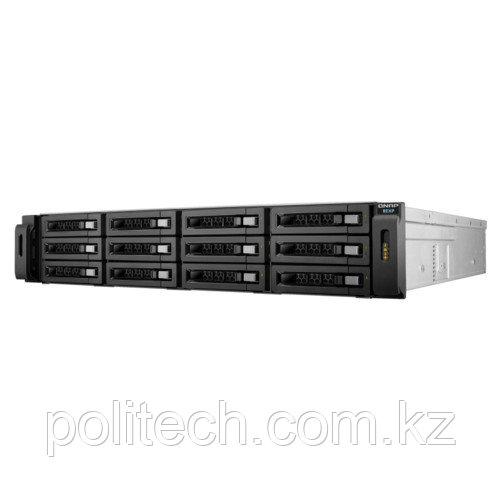 Дисковая СХД Qnap REXP-1210U-RP (Rack)