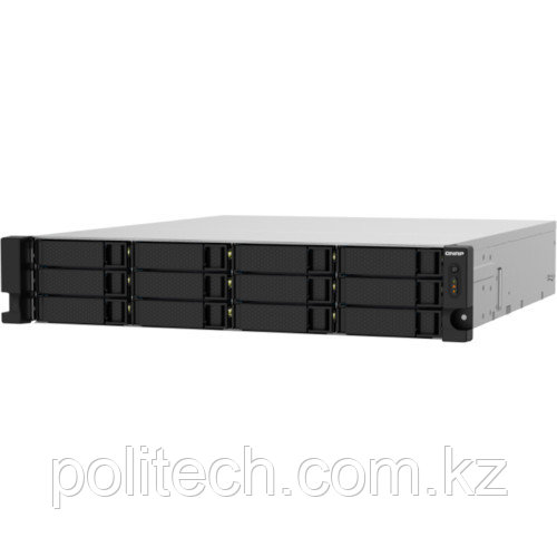 Дисковая СХД Qnap TS-1232PXU-RP-4G (Rack)