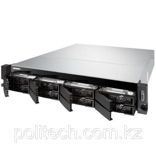 Дисковая СХД Qnap TS-831XU-RP-4G (Rack)