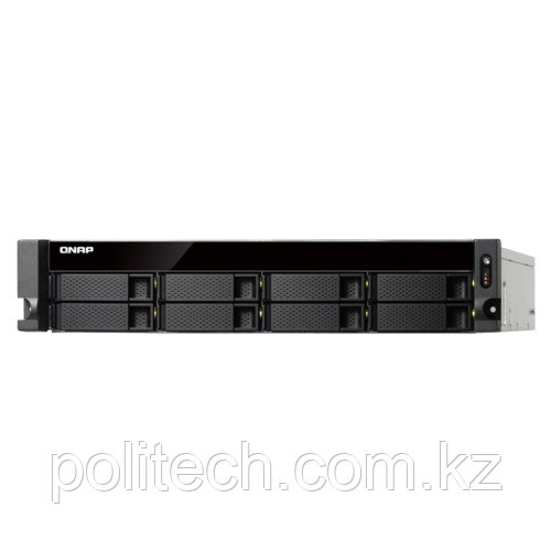 Дисковая СХД Qnap TS-863XU-4G (Rack)