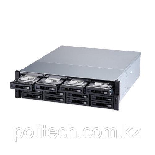 Дисковая СХД Qnap TS-1683XU-RP TS-1683XU-RP-E2124-16G (Rack)