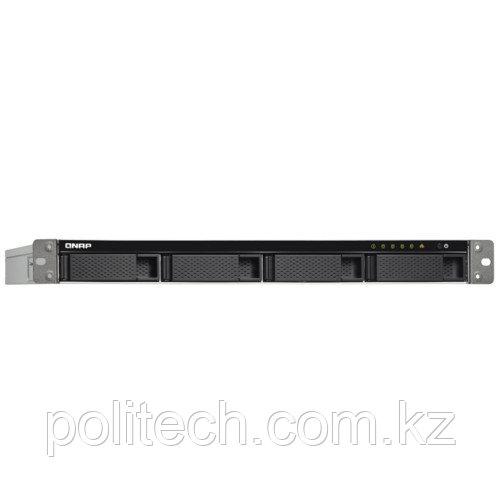 Дисковая СХД Qnap TS-453BU-RP TS-453BU-RP-8G (Rack)