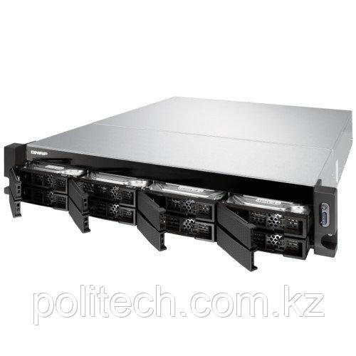 Дисковая СХД Qnap TS-873U-RP TS-873U-RP-16G (Rack)