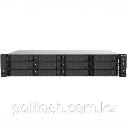 Дисковая СХД Qnap TS-1253DU-RP-4G (Rack)
